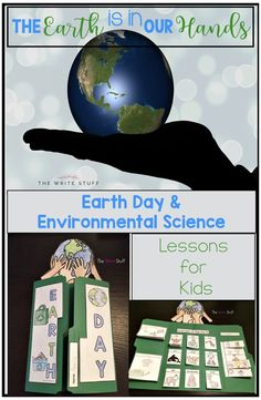 Celebrate Earth! - The Write Stuff Teaching