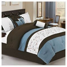 The ESCA Bedding Collection is a beautiful and Comfortable collecti...
