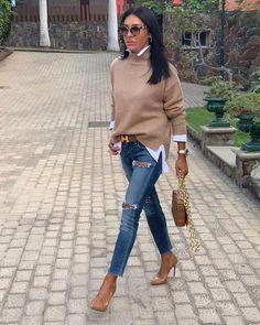 Fashion Over 50, Work Fashion, Cute Fashion, Fashion Looks, Womens Fashion, Casual Fall Outfits, Winter Fashion Outfits, Autumn Fashion, Mode Outfits