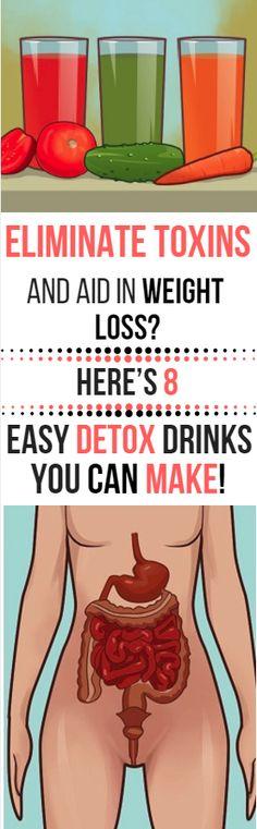 (water detox recipes metabolism)
