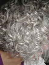 Grey hair grey hair profiles more curly hairstyles short curly gray