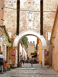 The Medieval Town & Castle of Gradara