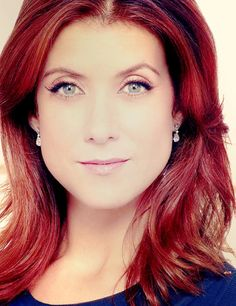 Kate walsh is flawless and she makes wearing red look hot. I rest my case. Yep I am a Kate Walsh admirer! :)