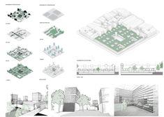 Implantación en sitio. Escenas actuales. Floor Plans, Art, Architecture, Art Background, Kunst, Performing Arts, Floor Plan Drawing, House Floor Plans, Art Education Resources