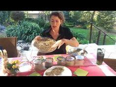 Raw mrkvové placky se semínky - Slunečný život Raw Food Recipes, Hiit, Paleo, Delena, Crossfit, Toast, Fitness, Buxus, Raw Recipes