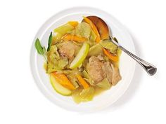 Slow-Cooker Chicken and Apple Stew   Prevention