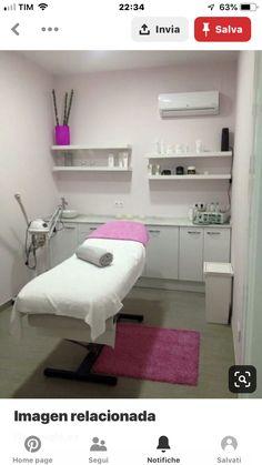 Beauty salon decor, beauty salons, nail salon decor, beauty room, massage t