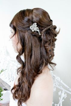 Wedding Hair and Make up - www.katiedale.co.uk Bridal Hair, Hair Wedding, Wedding Make Up, Wedding Hairstyles, Hair Stylists, Long Hair Styles, North West, How To Make, Beauty