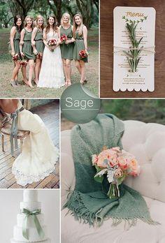 country wedding color ideas | Invitationjdi.co