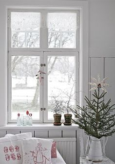 Peaceful little Room for Christmas