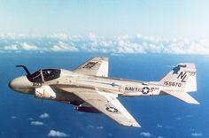 A USN Grumman A-6 Intruder.