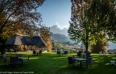 A South African Road Trip: Part 4 - Champagne Castle Hotel, Drakensburg