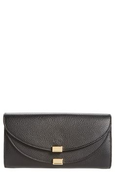 Chloé  Georgia  Calfskin Leather Wallet available at  Nordstrom Clutch  Wallet 0ce8b4c3f8