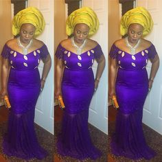 See the Style Trends: Aso-Ebi Fashion Statements are Getting More Fabulous - Wedding Digest NaijaWedding Digest Naija