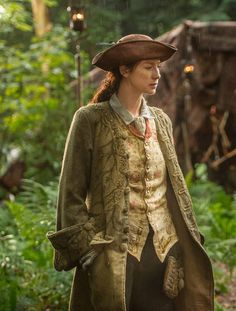 Terry Dresbach Claire's costume (Outlander Episode 114: Search)