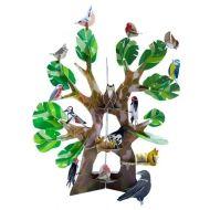 Kidsonroof : Birds on tree
