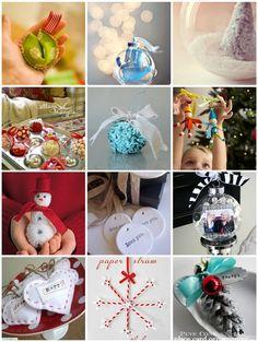 12 handmade ornament ideas