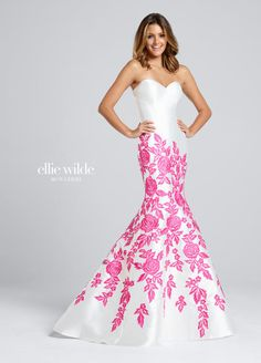 Ellie Wilde by Mon Cheri EW117023 Ellie Wilde by Mon Cheri Prom Dresses, Pageant Dresses, Quinceanara Dresses, Sherri Hill, Arkansas, Jovani, Mac Duggal, First Impressions