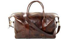 Original Leather Duffle  cavalieressentials.com