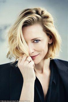 Cate Blanchett ❤