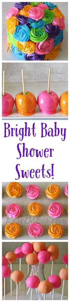 Bright Baby Shower S