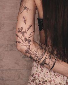 Time Tattoos, Body Art Tattoos, Small Tattoos, Sleeve Tattoos, Pretty Tattoos, Beautiful Tattoos, Cool Tattoos, Tatuagem Aum, Piercing Tattoo