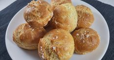 Pretzel Bites, Gluten Free Recipes, Muffin, Health Fitness, Food And Drink, Pasta, Bread, Baking, Breakfast