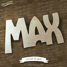Wooden Name Sign Cut Out for Kids wall or home décor, it can be hung everywhere!  PLEASE CONTACT SELLER BEFORE PURCHASE. You can view our Shop