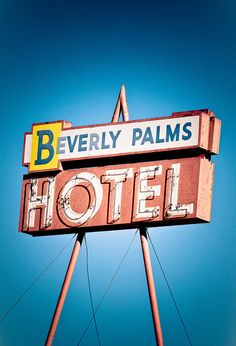 Beverly Palms Hotel by TooMuchFire