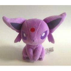 Pokemon 2013 Banpresto UFO Game Catcher Prize Espeon Plush Toy