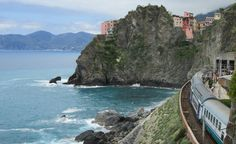 The Cinque Terre Train Card includes unlimited rides between the five towns, as well as to and from Levanto to the north, and La Spezia to the south. (From: Photos: 13 Travel-Inspiring Scenes from Italy's Cinque Terre)