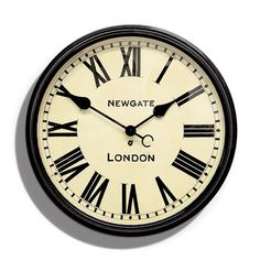 I  hope Newgate ships to Canada. I adore this station clock...