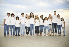 what to wear for family pictures on the beach | family get together consider scheduling a family reunion beach ...