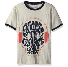SIZE 3T  NWT LUCKY BRAND GIRLS OR BOYS TOP SHIRT BURGANDY THERMOS