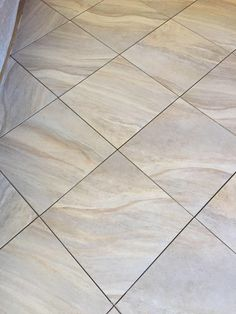 X Tile Laid On The Diagonal Tile And Stone Floors Pinterest - 20 x 20 floor tile patterns