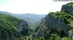 The Grand Canyon of Crimea.