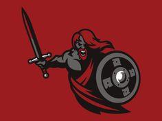 25 Warrior Logos