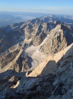 Hiking the Grand Teton | Jackson Hole | twopeasandtheirpod.com