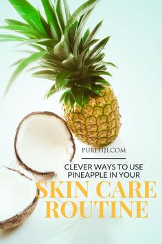 Face Skin Care, will you get a buzz on a skin care guide that would greatly assist? Find those daily skin care routine diy post reference 1994217889 here. Homemade Skin Care, Diy Skin Care, Pineapple Face, Diy Natural Beauty Recipes, Pineapple Benefits, Natural Skin Care, Taste Buds, Beauty Trends, Beauty Hacks