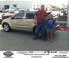 #HappyAnniversary to Billy Carman on your 2010 #Dodge #Caliber from Ruben Cantu at Huffines Chrysler Jeep Dodge Ram Lewisville!