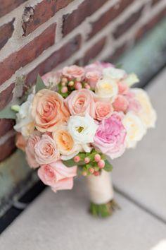 Floral Design: Love & Philanthropy | Photography: Jamie Lefkowitz