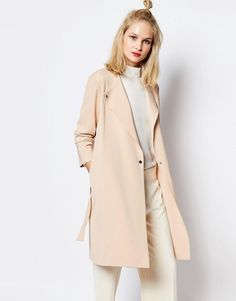 Image 1 ofSamsoe & Samsoe Ria Long Jacket