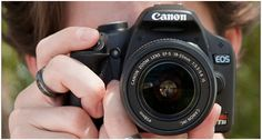 Don't know what camera to buy? Check out the top 3 Canon DSLR for 2017 now! Dslr Camera Reviews, Canon Dslr, Binoculars, Eos