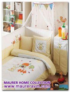 Taç Bebek Uyku Seti - My House