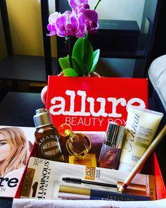 #AllureBeautyBox ❤❤❤❤❤❤❤#April2016