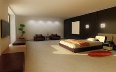 Japanese interior design bedroom