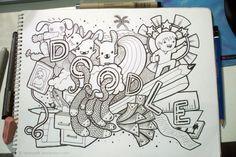 Doodle by vicenteteng.deviantart.com on @deviantART