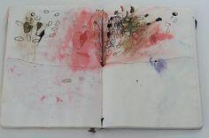 sketchbook by Lari Washburn