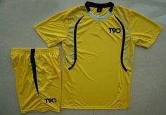 a0a4fa623 Soccer Jerseys Cheap-T90 Yellow Training Blank Uniform  4154