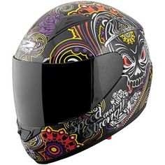 Speed and Strength SS1500 Killer Queen Helmet - Motorcycle Superstore